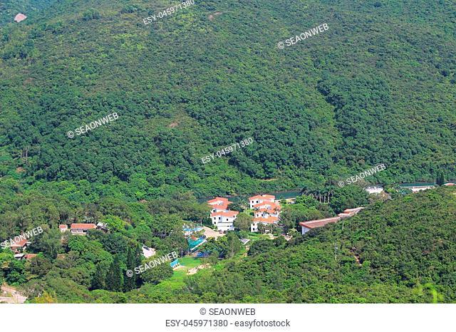 nature view of sai kung at hong kong