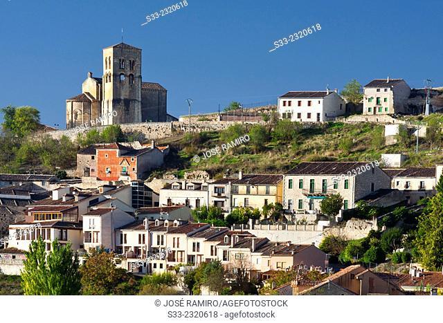 Sepulveda. Segovia. Castilla Leon. Spain. Europe