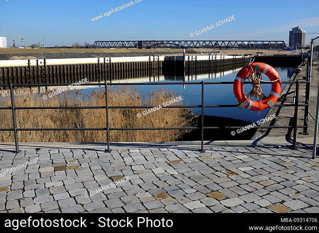 Baakenhafen in the 'HafenCity'