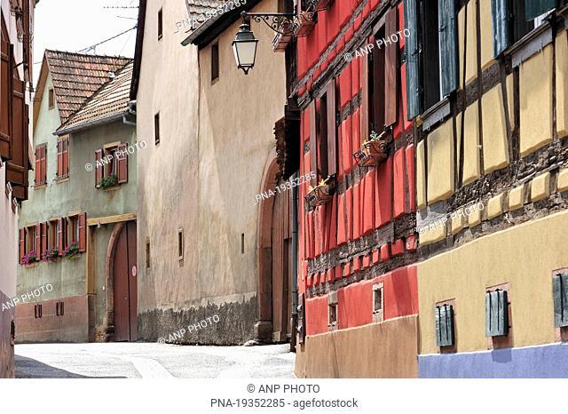 Dambach-la-Ville, Bas-Rhin, Alsace, France, Europe