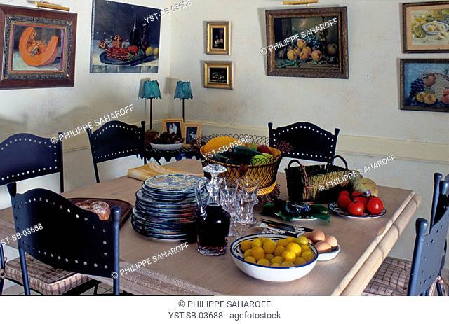 Antique winery reformed into a house, Lyon, Rhône-Alpes, France