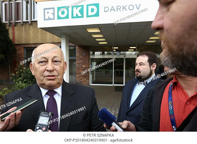 OKD company mines some 6 million tonnes of coal annually in the Karvina area but the amount will gradually decrease to 4 million and then to 2 million tonnes