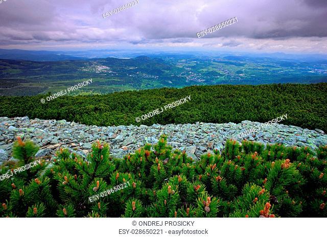 Krkonose mountain, Czech Republic