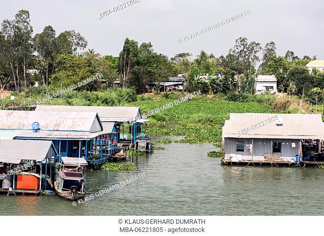 Vietnam, life on the Mekong Delta
