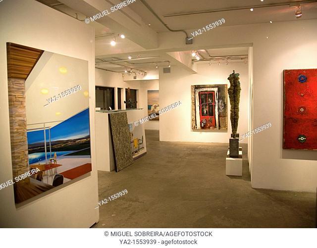 William Merrill Gallery in Laguna Beach - CA