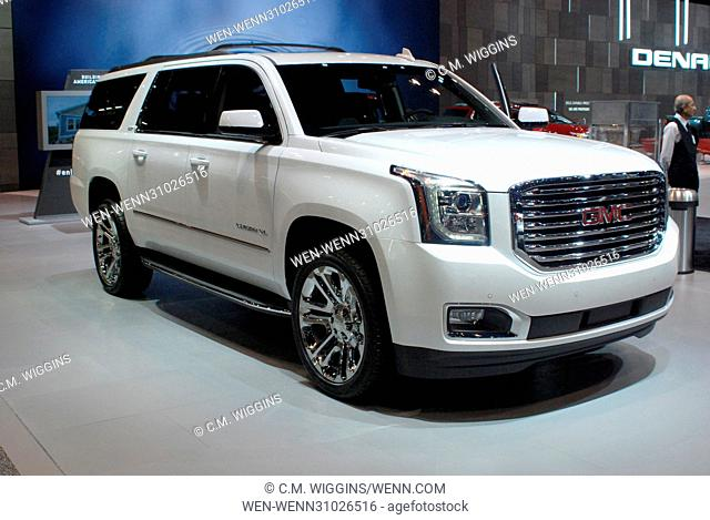 The 2017 Chicago Auto Show presented by Chicago Automobile Trade Association at McCormick Place, Chicago, IL, USA from February 11-20