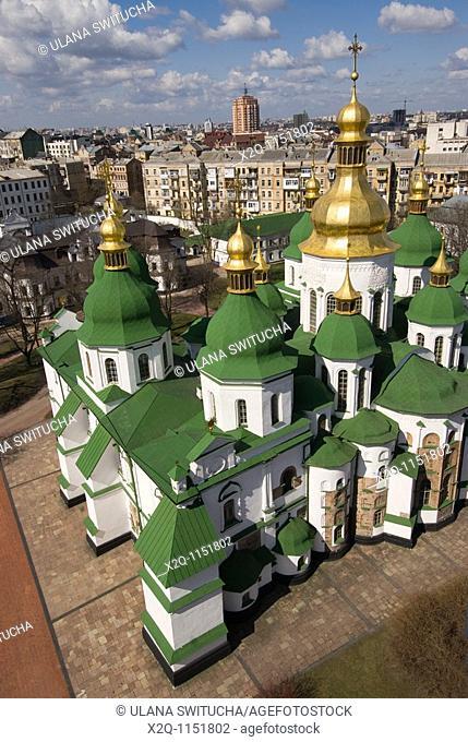St Sophia Church Kiev Ukraine