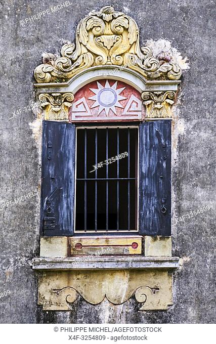 Chine, Province de Guangdong, Kaiping, patrimoine mondial de l'Unesco, village de Majianglong, les Diaolou sont des tours fortifiées / China, Guangdong, Kaiping