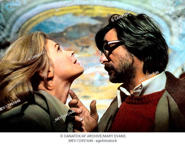 Candice Bergen & Giancarlo Giannini Characters: Lizzy, Paolo Film: A Night Full Of Rain (1978) Director: Lina Wertmuller 29 January 1978