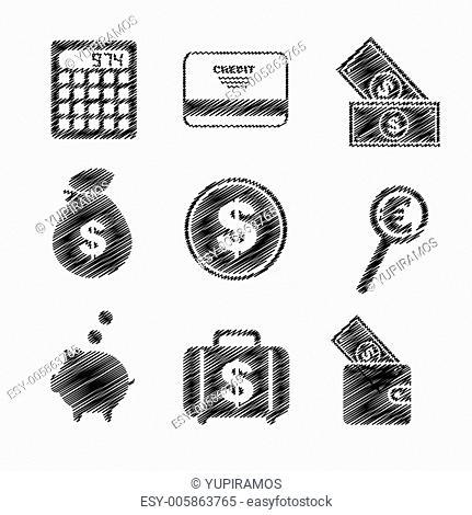 icons money