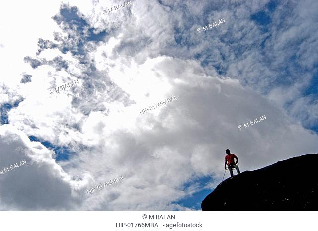 ROCK CLIMBING AND RAPPELLING, ADVENTURE, TOURISM, MUNNAR