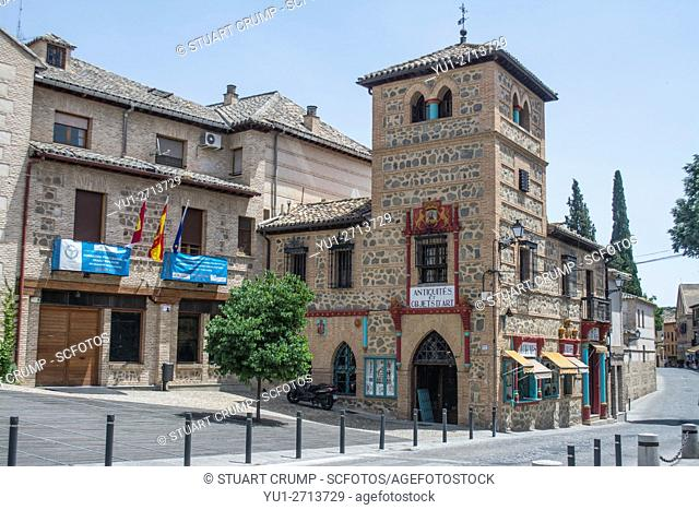 Antique and Gift shop in Toledo Spain