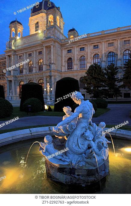 Austria, Vienna, Museum of Fine Arts