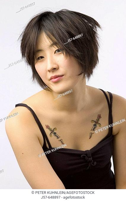 Eanjee Ahn korean college student in Washington