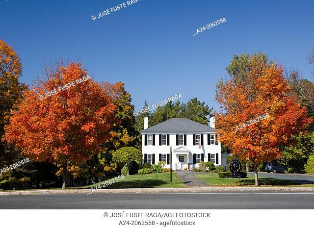 USA , Massachusetts, Berkshire District, Near Lenox City