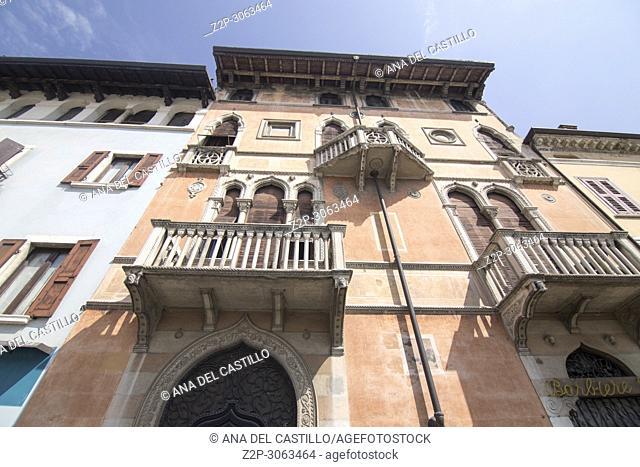 Old town, Desenzano del Garda, Italy