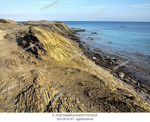 Cap de Favaritx. Menorca. Islas Baleares. Spain. Europe