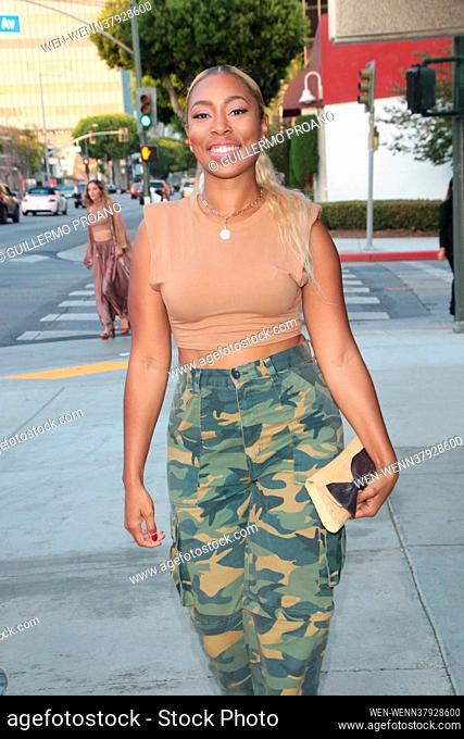 Cracka Film Premiere at Cinelounge in Hollywood, California Featuring: Niki McElroy Where: LA, California, United States When: 18 Jun 2021 Credit: Guillermo...