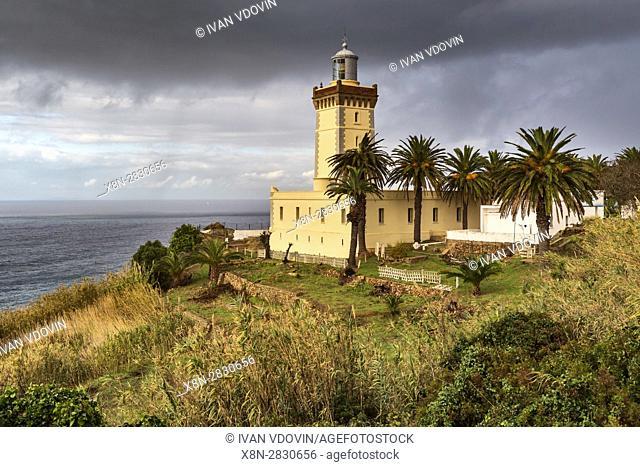 Cape Spartel near Tangier, Morocco
