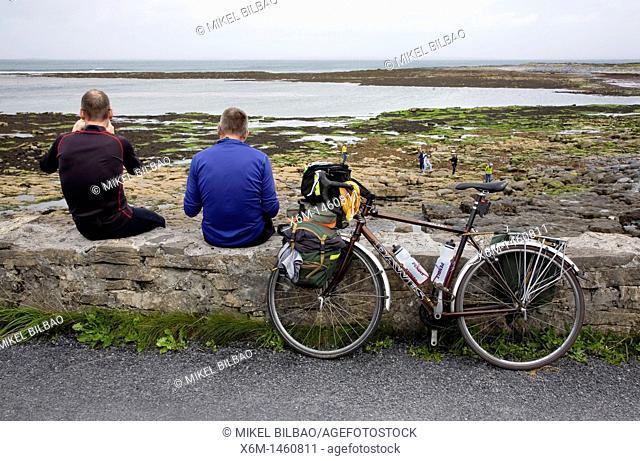Inishmore island, Aran island  County Galway, Ireland