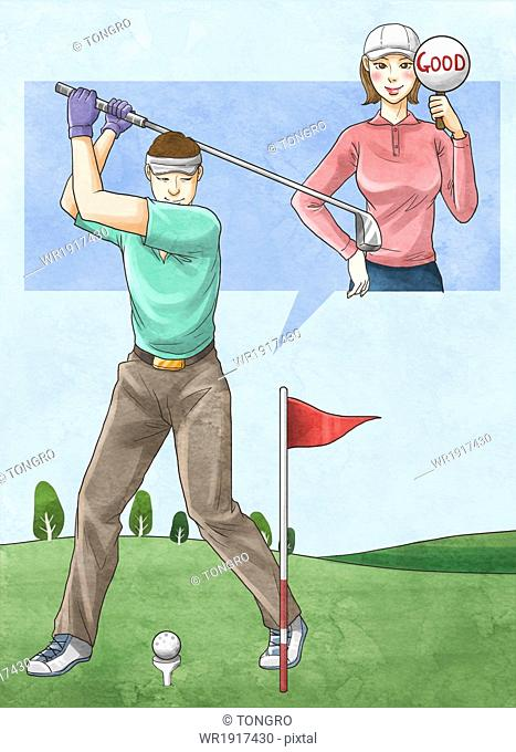 a work out guide for golf