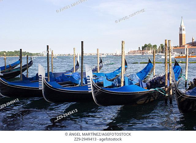 Holidays in Venice, Italy, Europe
