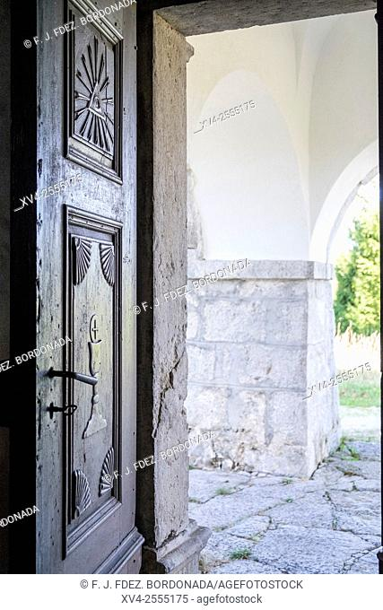 PodružniÄ. na c. Sv. Volbenka, Zelše, Eslovenia