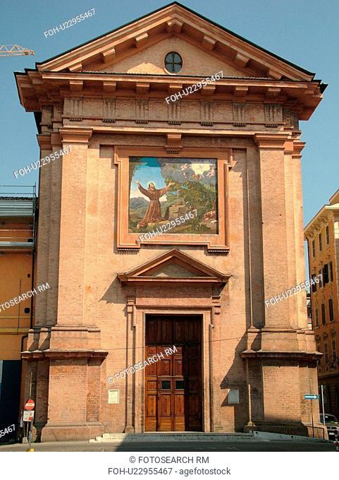Emilia-Romagna, Italy, Reggio nell'Emilia, Europe, Musei Civici in the town of Reggio Emilia