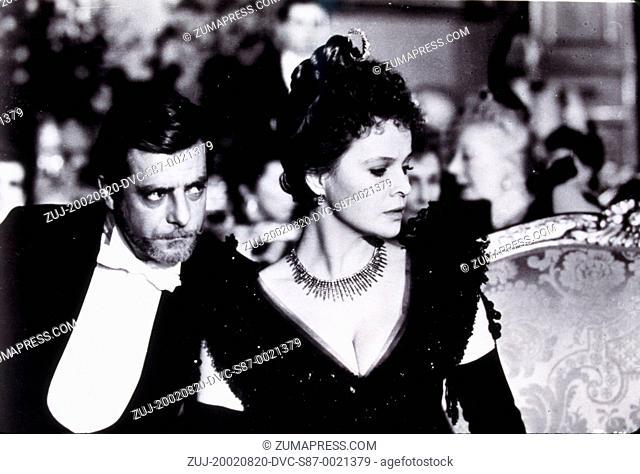 1976, Film Title: INNOCENT, Director: LUCHINO VISCONTI, Pictured: LAURA ANTONELLI, GIANCARLO GIANNINI. (Credit Image: SNAP/ZUMAPRESS.com)