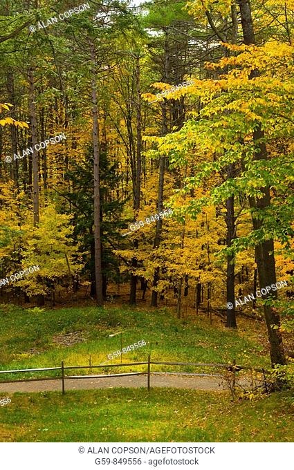 USA, Vermont