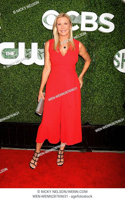 CBS, CW, Showtime Summer 2016 TCA Party at the Pacific Design Center on August 10, 2016 in West Hollywood, CA Featuring: Katherine Kelly Lang Where: West...