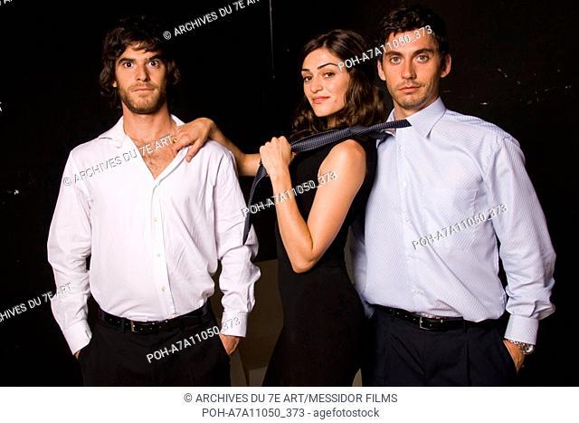Dieta mediterránea Year : 2009 Spain  Director : Joaquín Oristrell Alfonso Bassave, Olivia Molina, Paco León Archives du 7e Art/Messidor Films/DR