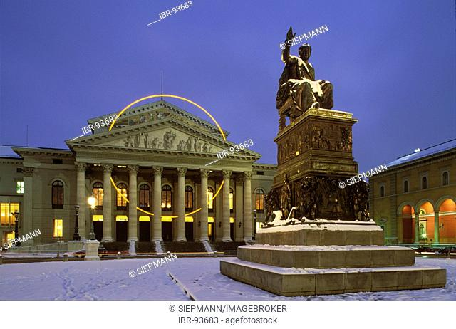 National Theatre Munich Germany