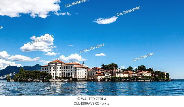 Isola Bella, Lake Maggiore, Piedmont, Lombardy, Italy