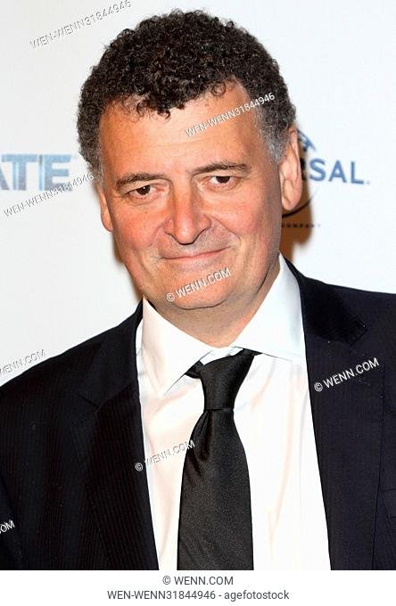 National Film and Television School's (NFTS) Gala at Old Billingsgate, London Featuring: Steven Moffat Where: London, United Kingdom When: 27 Jun 2017 Credit:...