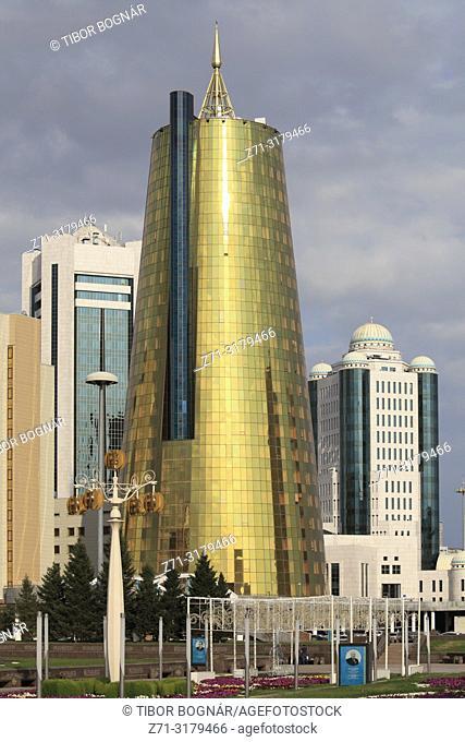 Kazakhstan; Astana, Ministries, government buildings,