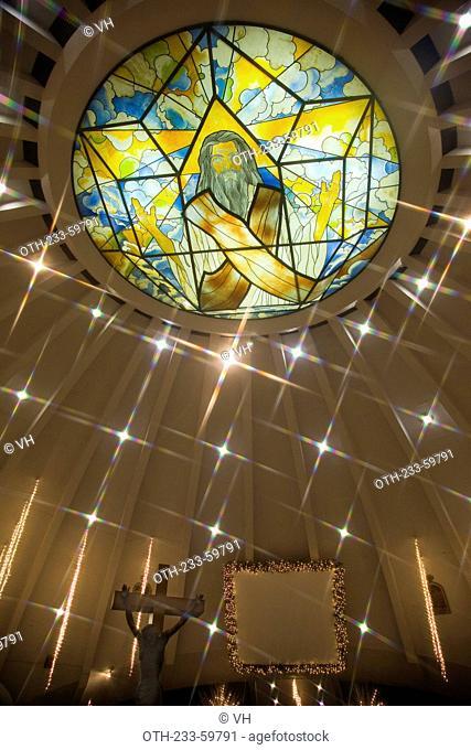 Sto. nino de paz chapel, Greenbelt park, Makati, the Philippines