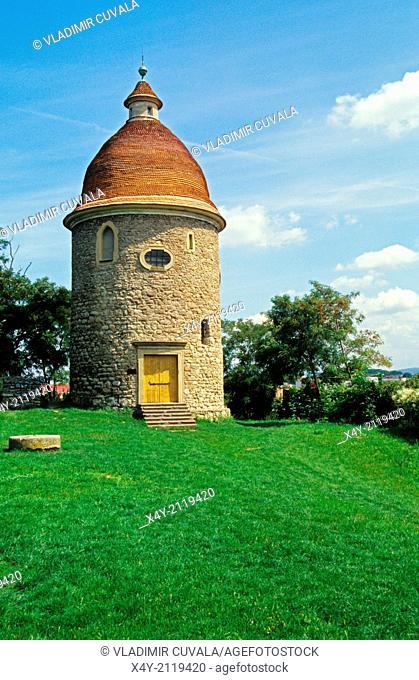 Romanesque chapel of St. George, Skalica, Slovakia