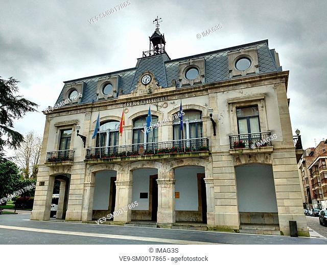 Pola de Siero Town Hall, Siero, Asturias