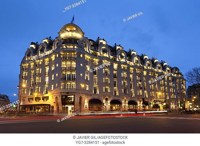 Lutetia Hotel, Paris, France