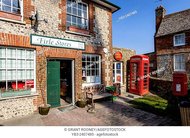 The Village Store, Firle, Sussex, UK
