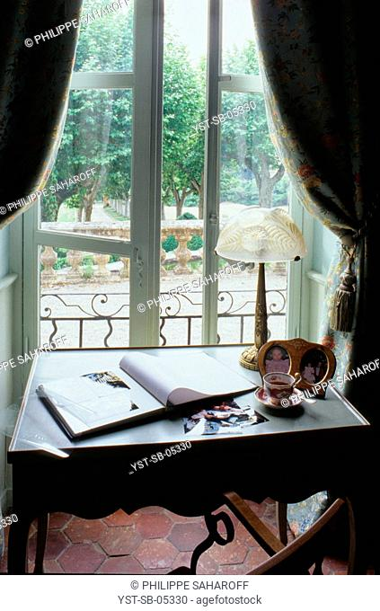 Old house of Pauline Bonaparte, sister of Napoleon Bonaparte, Provence, France