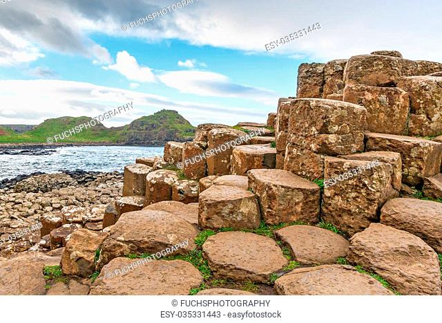 Giant's Causeway in Northern Ireland, Unesco World Heritage