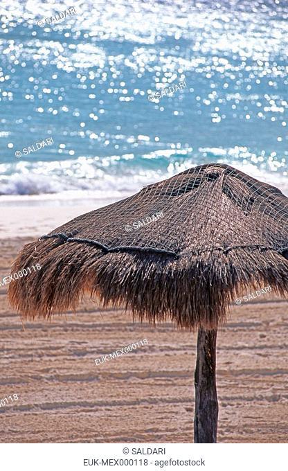 Beach in Cancun,Mexico