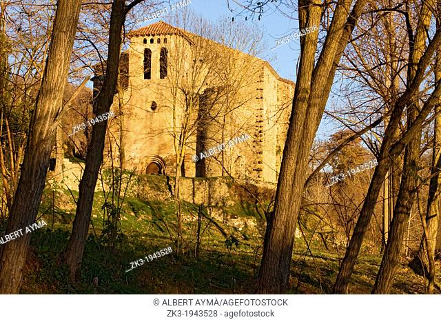 St. Julia Church of Vallfogona de Ripolles