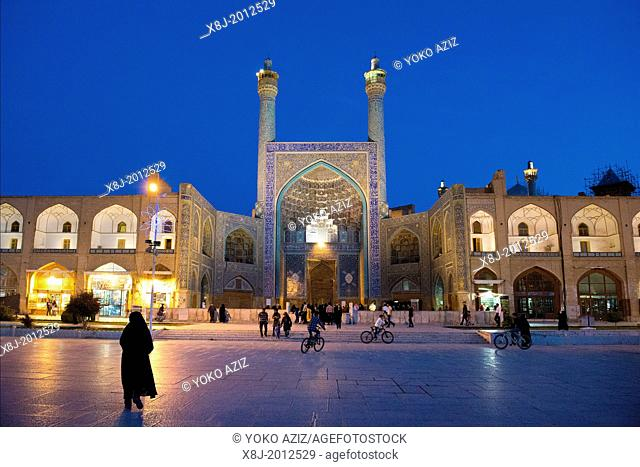 Asia, Iran, Isfahan, Imam square