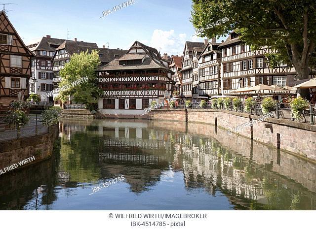 Gerberhaus, Maison des Tanneurs, Small-France, Petite-France, Strasbourg, Alsace, France