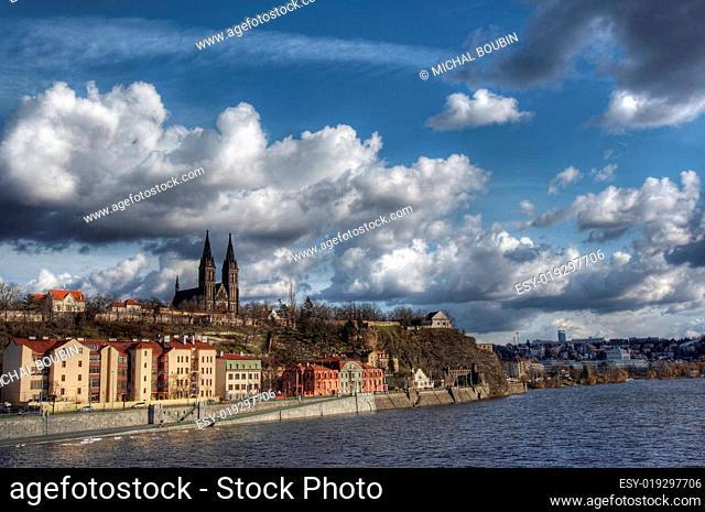 Vysehrad - Prague