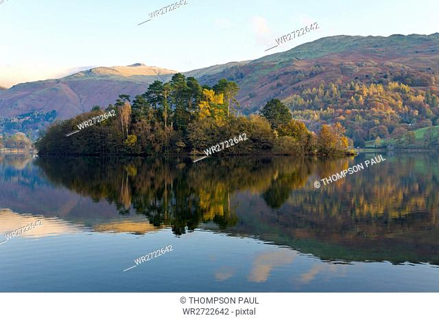 Grasmere, Lake District, Cumbria, England