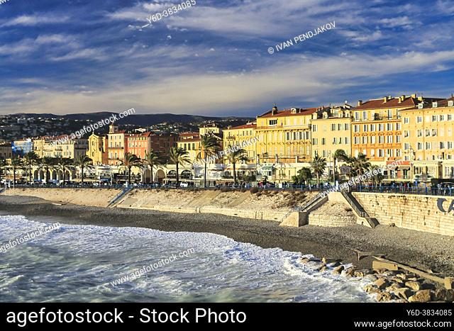 Nice, Provence-Alpes-Cote d'Azur, France